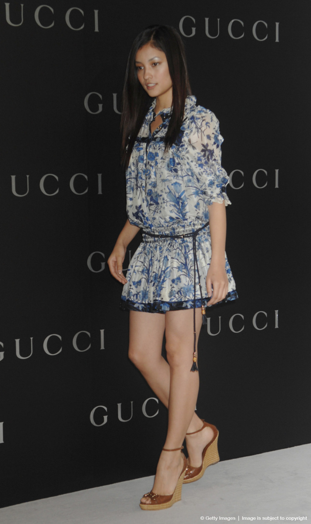 GUCCI Ginza Flagship Store Opening Reception Party - Arrivals