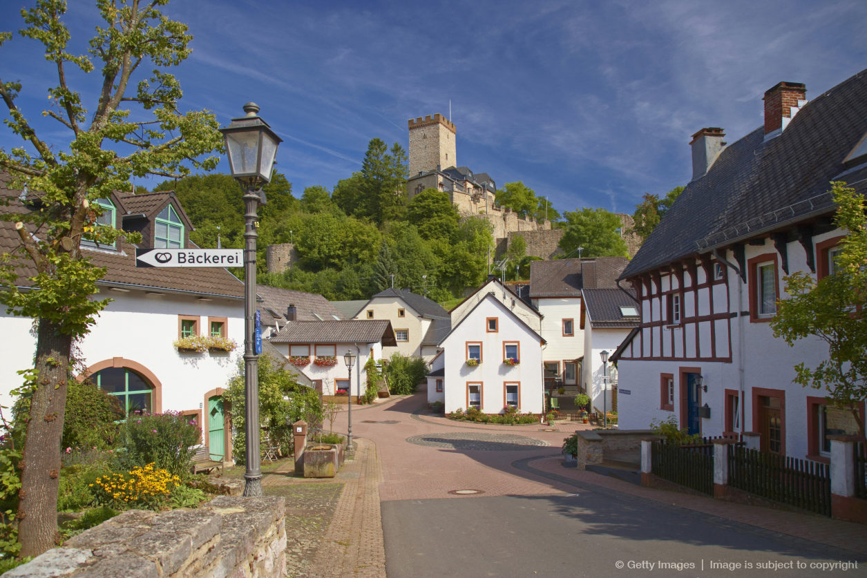 Kerpen, Eifel, Rhineland-Palatinate, Germany, Europe