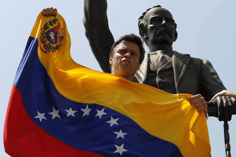 """""""Revolucion"""" au Venezuela ? 6a2fb540-98de-11e3-87c7-66289b40dbba"""