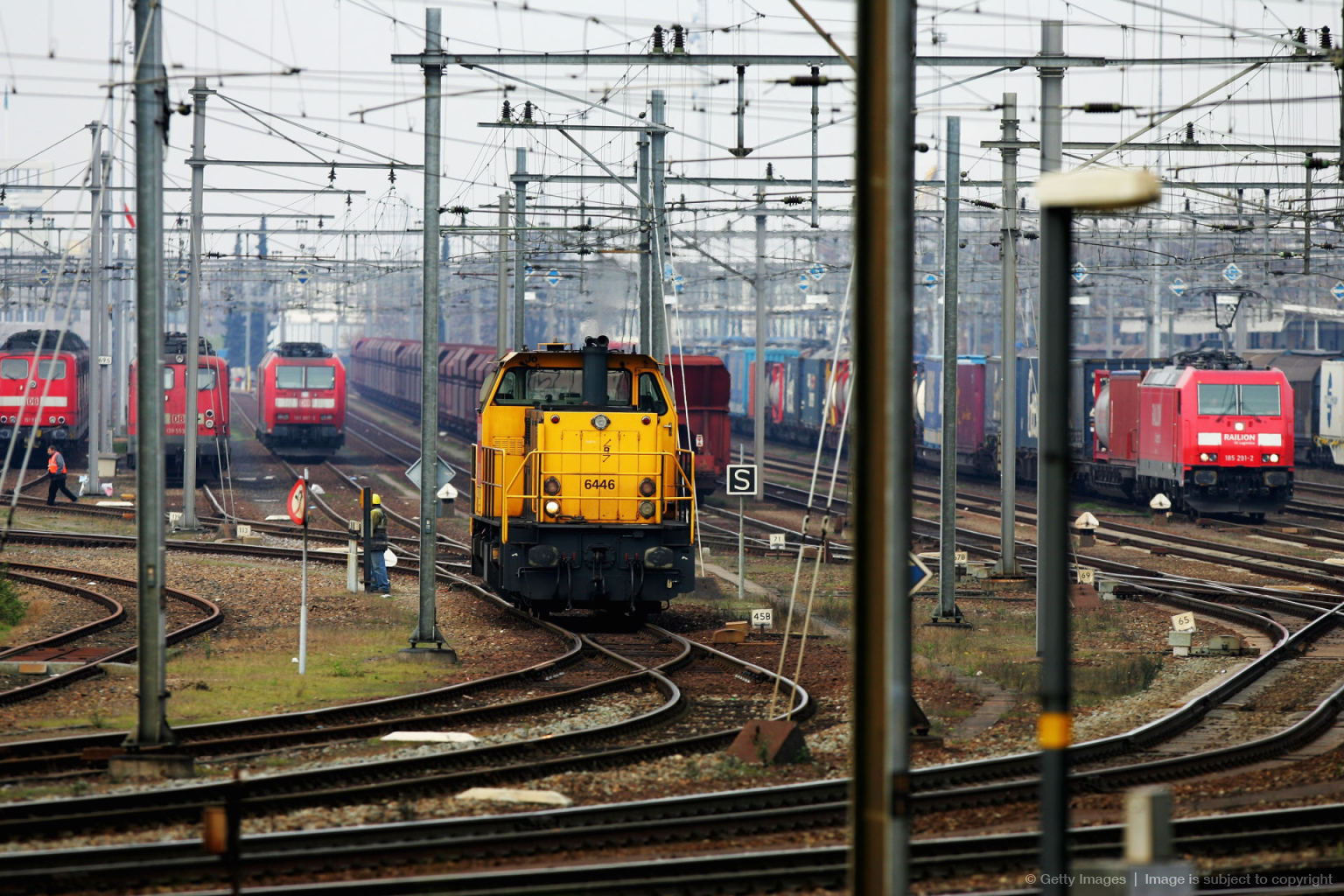 Train Drivers Strike Impacts Economy