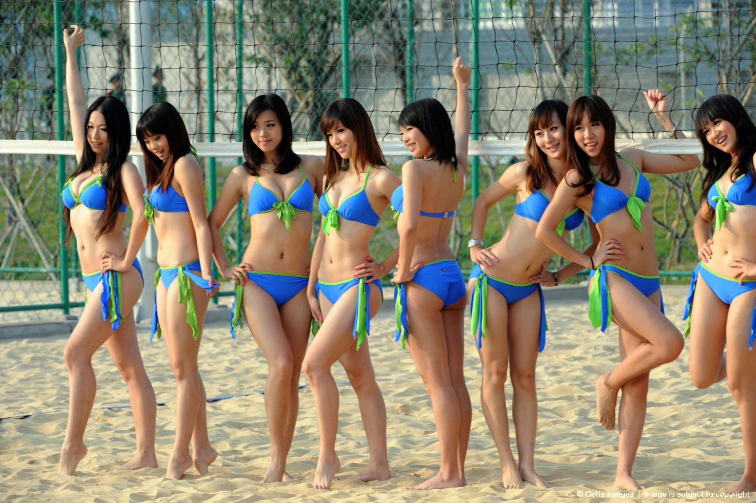 Пьяные китайские девушки 22 фотография