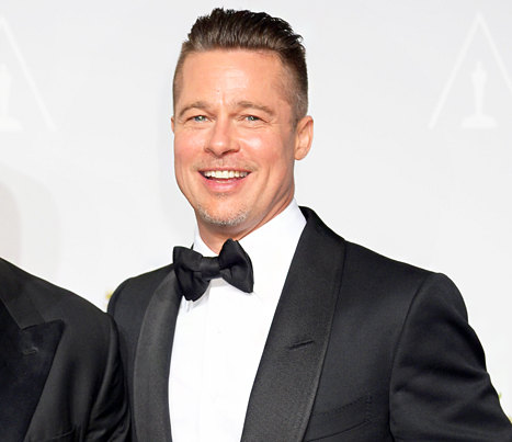 "Brad Pitt: My Kids With Angelina Jolie Make Me Feel Like ""The Richest Man Alive"""
